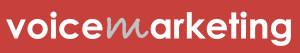 logo3 voice su sfondo rosso